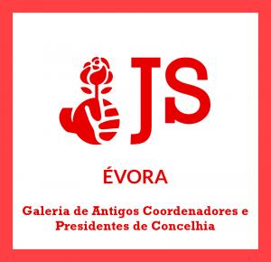 Site JS Évora - Imagem - Galeria de Antigos Coordenadores e Presidentes de Concelhia